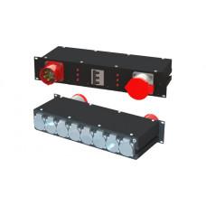 Дистрибьютор питания 32А-8-16А